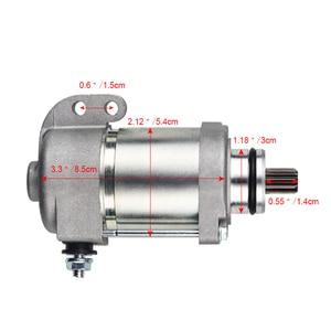 Image 3 - 12v אופנוע Starter מנוע לktm 200 250 300 EXC E EXC XC XC W 2008 2012 55140001100 מנוע Starter 410W