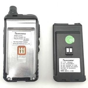 Image 3 - Quansheng UV R50 Walkie Talkie UHF VHF Dual Band 5Wวิทยุ2800MAhวิทยุแบบพกพาuv 5r Hf Transceiver Uv 5r
