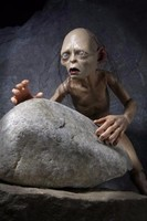 Action Figure Model Toys 1/4 Scale  Lord of the Rings Gollum Smeagol Movable Model Toys For   Children Gifts Collections