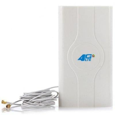 Drahtlose 4G LTE Antenne 49dBi TS9 Stecker 4G modem E3276 E398 4G-STICK K5150 ac754s ac763S ac790s ac810s Antenne Freies verschiffen