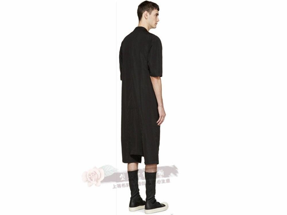Costume D'été Noir À S Manches Courtes Mode 2018 Occasionnel De 5xl Pantalon Lâche Hommes Vêtements Chanteur Salopette pp1wzFqxZ