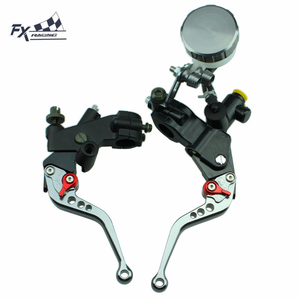 7/8 For Yamaha YZF R6 YZFR6 1999 - 2016 2001 2002 2003 Motorcycle Master Cylinder Reservoir Brake Clutch Lever Hydraulic Brake mfs motor motorcycle part front rear brake discs rotor for yamaha yzf r6 2003 2004 2005 yzfr6 03 04 05 gold