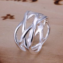 2017 sale anillos free shipping women fashion jewelry sterling silver 925 rings wholesale hot selling anel accessories gifts