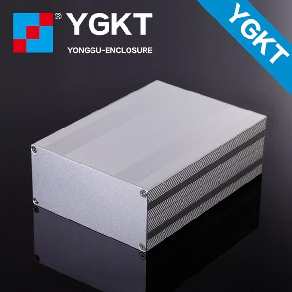 145-68-300 mm (W-H-L) electronic enclosure boxes instrument case electronic project box 215 52 263 mm w h l aluminum extruded enclosures housing project box case