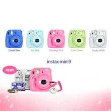 Fujifilm Five Color Instax Mini 9 Camera Instant Camera