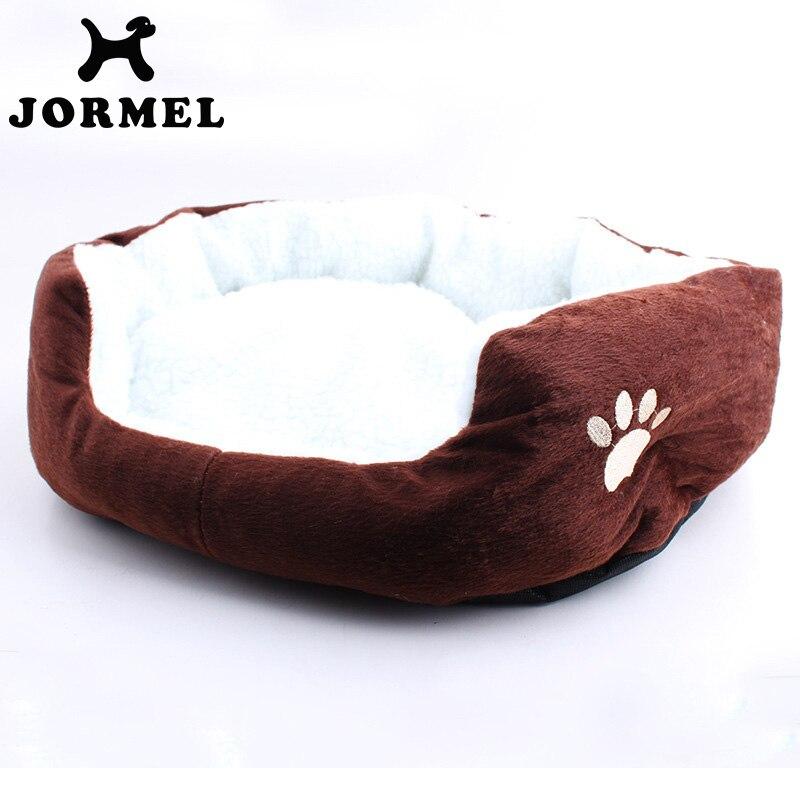 Jormel Ciepłe Paw Print Zwierzęta Sofa łóżka Psa Wodoodporna