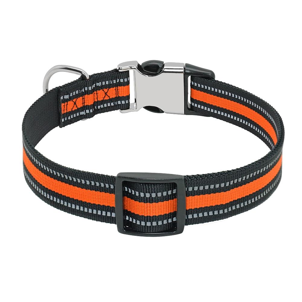 HTB1Wid2bcnrK1RkHFrdq6xCoFXaQ - Halsband hond met naam en telefoonnummer reflecterend