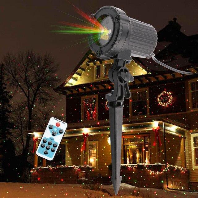 Led Weihnachtsbeleuchtung Laser.Us 27 78 26 Off Rg Laser Weihnachtsbeleuchtung Statische Punkte Beste Weihnachten Lasershow Als Tv Gesehen Außen Laser Projektor Lichter Für Haus