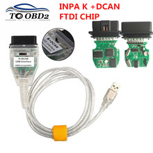 Switch K Dcan Bmw Inpa Usb-Interface-Cable Ft232rl-Chip for Can-K-Can-Inpa Can-K-Can-Inpa