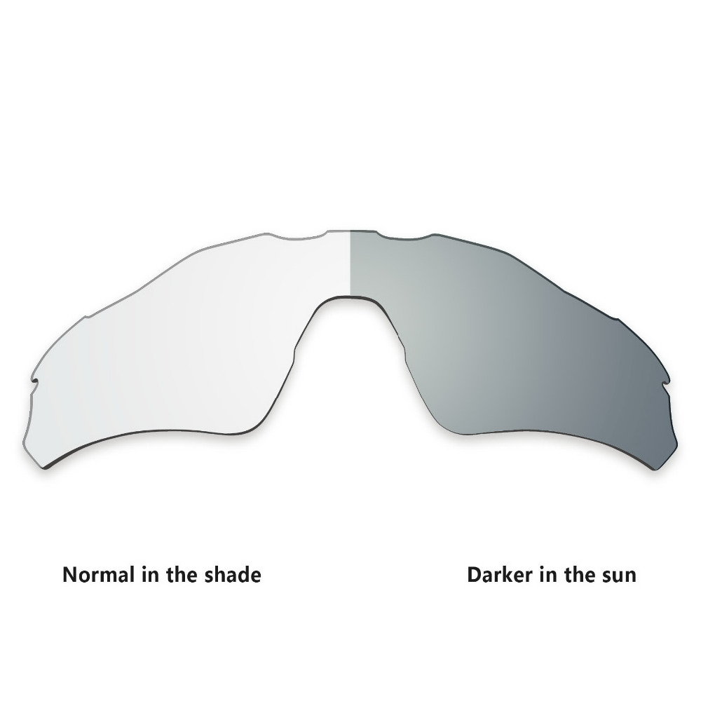 d0b53a93d7e ToughAsNails Replacement Lens for Oakley Rader EV Path Sunglasses  Photochromic Clear (Lens Only)-in Accessories from Apparel Accessories on  Aliexpress.com ...