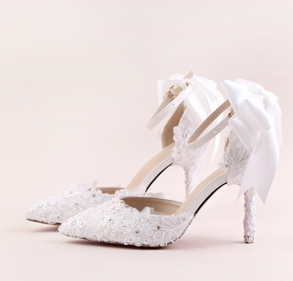 line Get Cheap Retro Bridal Shoes Aliexpress