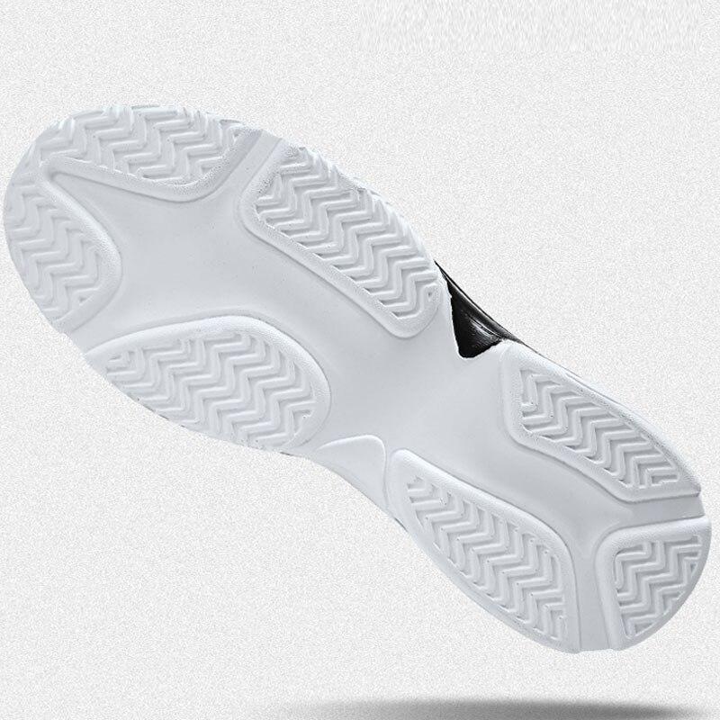 Moda Homem Nova De Calçados Homens Masculino Sapatos white Black Confortáveis Casuais Dos Sapato dXqwgX