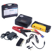 Heavy Duty 68800MAH USB Portable Auto Engine Car Jump Starter Emergency Charger Booster Power Bank Battery