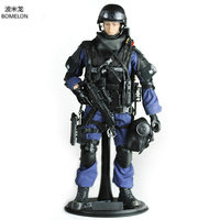 12 inches SWAT ASSUALTER Special Soldier Action Figure 1/6 Scale Soldier Army Models Toys Collection Boys Toys Birthday Gift