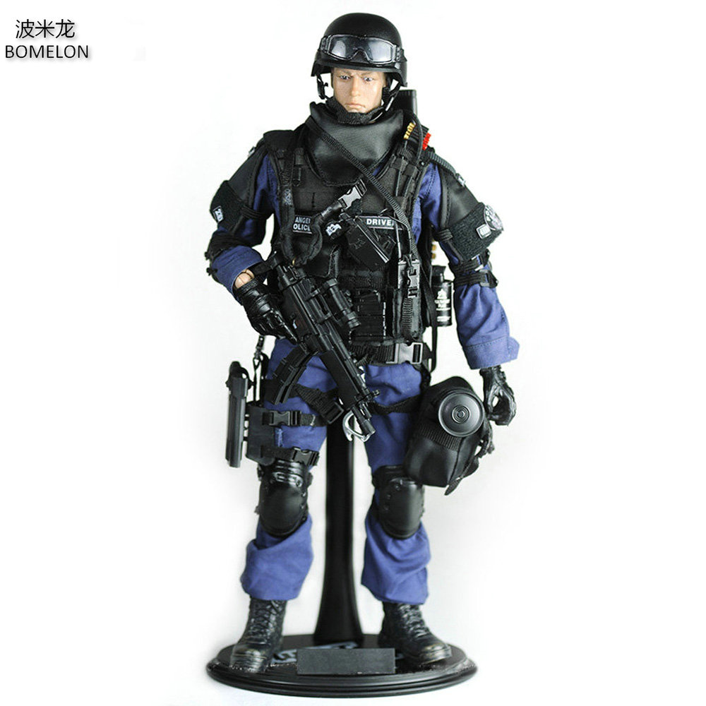 12 inches SWAT ASSUALTER Special Soldier Action Figure 1/6 Scale Soldier Army Models Toys Collection Boys Toys Birthday Gift 1 6 scale full set soldier action figure sdu special duties unit k9 with dog soldier story ss097 for collection