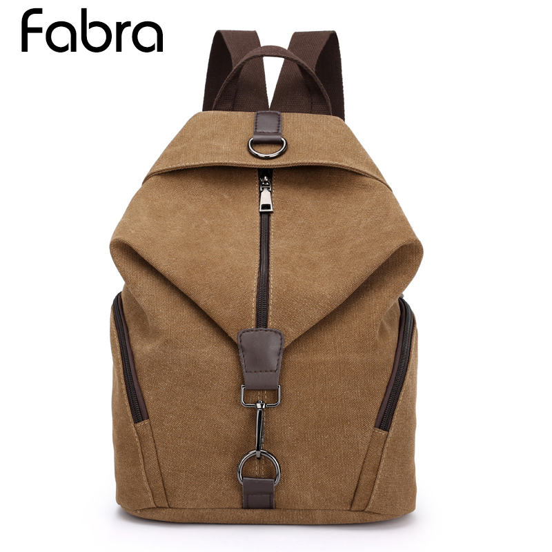 Women Canvas Backpacks Large School Bags For Teenager Girls Student School Bag Travel Backbag Mochila Rucksack Grey/Black/Coffee ...