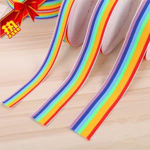 Latex rubber thread