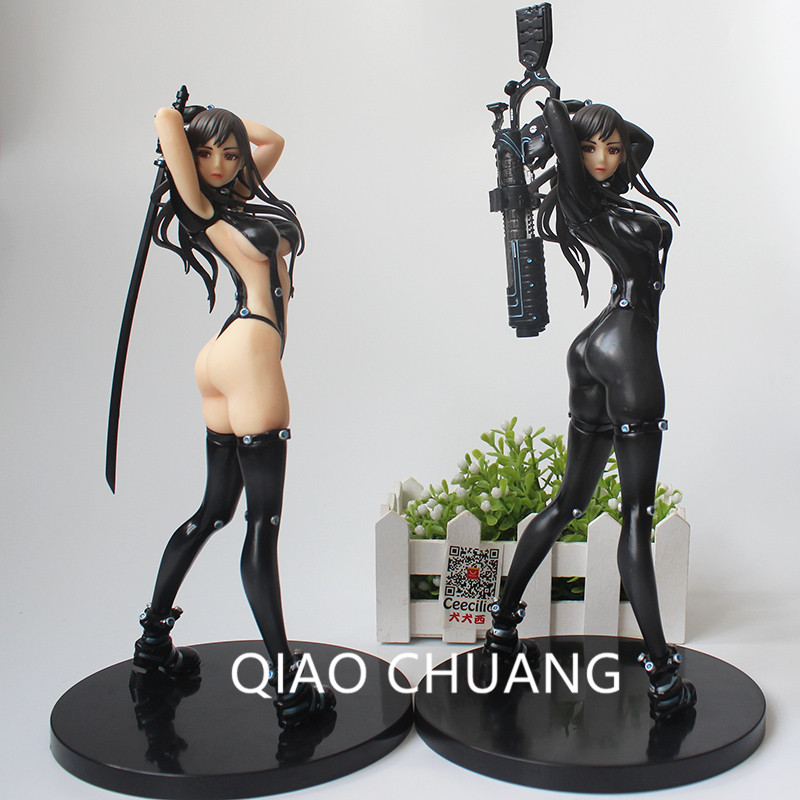 Japanese Anime Hiraya Oku GANTZ Sword Ver Anime Sexy Figures Shimohira Reika Idol Singer ...