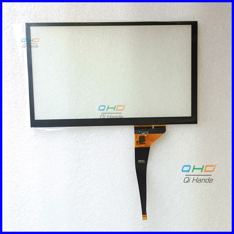 Free shipping 1PCS Original New 9'' inch Tablet PC handwriting screen ZHC-0468A Touch screen digitizer panel Repair toner reset chip for minolta magicolor 3730 eu