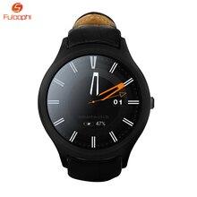 NO. 1 D5 Más Inteligente Reloj MTK6580 Quad A Core 1 GB + 8 GB Bluetooth Smartwatch Impermeable GPS Del Ritmo Cardíaco vigilar Reloj Para Android iOS
