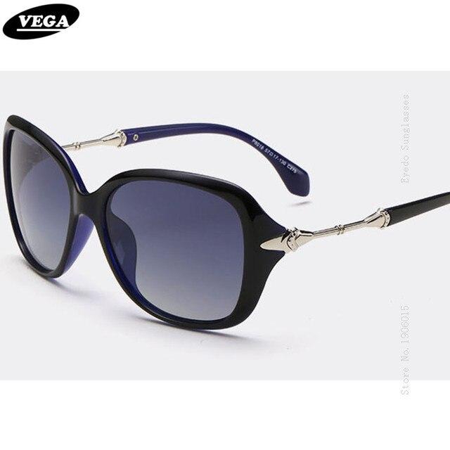 58f248e86fe VEGA 2017 Stylish Ladies Polarized Sunglasses For Driving Travel Wrap Around  Sun Glasses Women Fashion Designer