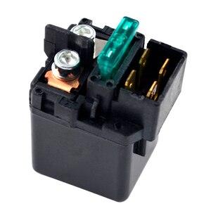 Электрический стартер для мотоцикла, реле для HONDA CBR600 CH250 ELITE CBR600RR VF750C VFR750 VFR800 CBR900RR CBR929 CBR954