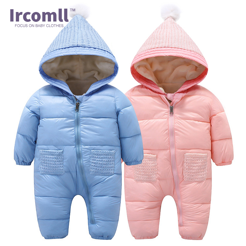 Baby Romper Mother Kids Long Sleeves Cotton Inside Velvet Newborn Baby Girls Boys Clothes Hooded Outwear Kids Jumpsuit Climbing mother nest baby romper 100% cotton long sleeves baby gilrs pajamas cartoon printed newborn baby boys clothes infant jumpsuit