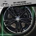 Набор BINGWINS/4 шт.  автомобильный Стайлинг  сменная наклейка на колеса  Светоотражающие Обода  автомобильные аксессуары for2019 Benz C200l Refit C260L Decorat