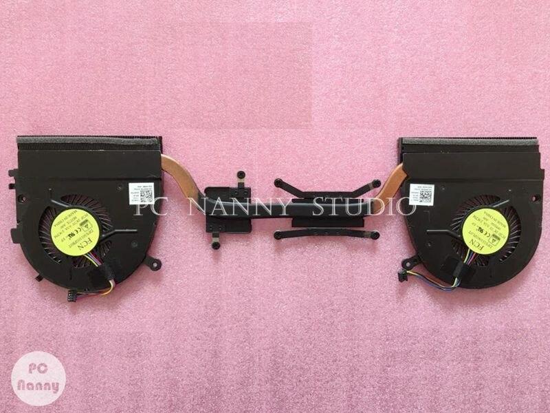 05HDP 005HDP for Dell Vostro 5470 V5439 V5470 V5480 CPU Heatsink Cooling Cooler Fan Fully working
