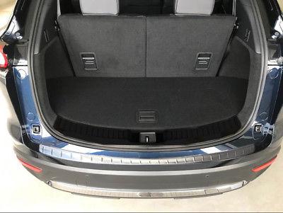 Ze stali nierdzewnej zewnętrzny tył ochraniacz zderzaka obudowa progu 1 sztuk dla Mazda CX-9 2017-2018