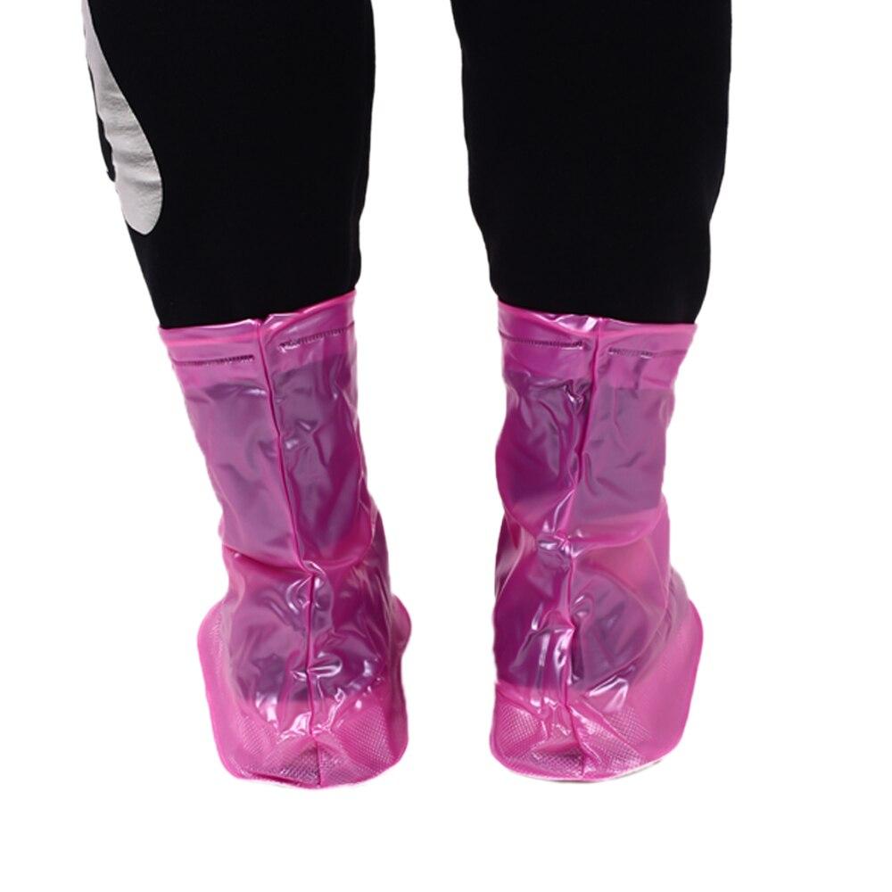 Vehemo дождливый день скутер водонепроницаемые бахилы дождевик поле Пешие прогулки складная обувь крышка дождевик защитный чехол для обуви