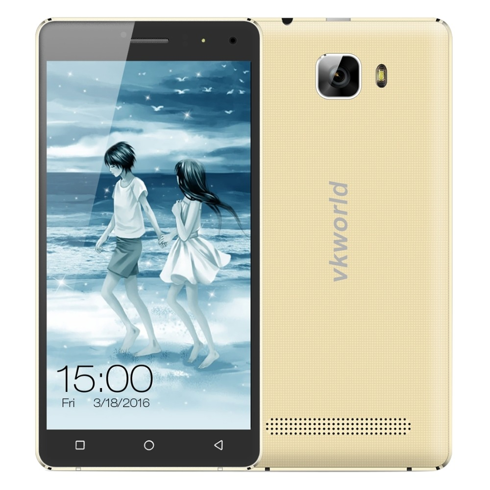 Original VKworld T3 Android 5 1 OS 4G LTE Smartphone 16GB ROM 2GB RAM 5 0