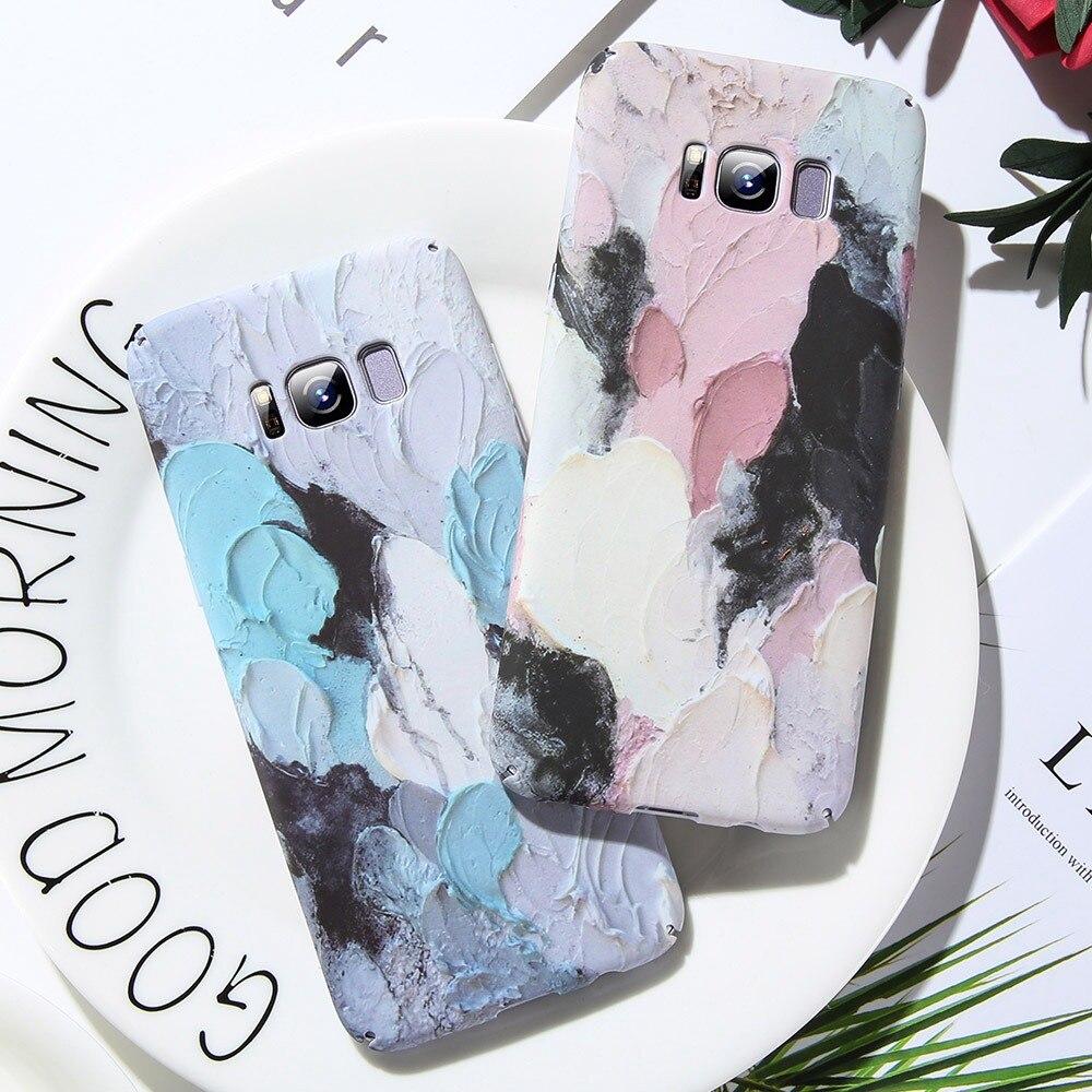 KISSCASE 3D Luminous Case For Samsung A5 A3 A7 J3 J5 2017 Case For Samsung Galaxy S9 S8 S10 S10E Note 10 9 8 S7 A6 A8 J4 J8 A9