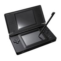 Handheld Game 2.7 inch LCD displays 4 Way Cross Keypad Polar System & Games Console Bundle Charger & Stylus for NDSL