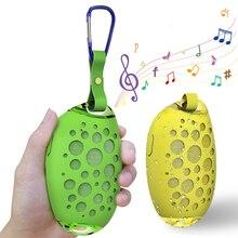 مانجو مكبر صوت صغير لاسلكي بلوتوث ، مكبر صوت خارجي MG X1 ، مع خطاف ميكروفون ، محمول IP54 ، مقاوم للماء ، دعم المكالمات ، بدون استخدام اليدين