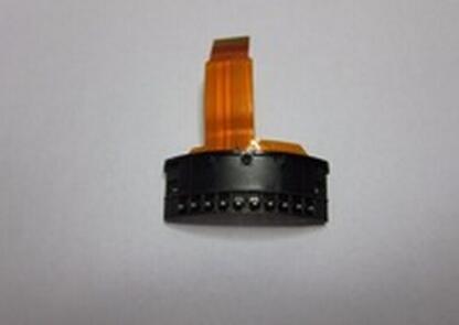 95% nouveau Pièces De Rechange Pour Sigma 24-70mm 1:2. 8 DG HSM Baïonnette Anneau Point de Contact FPC Flex Câble (pour Nikon Baïonnette Version)
