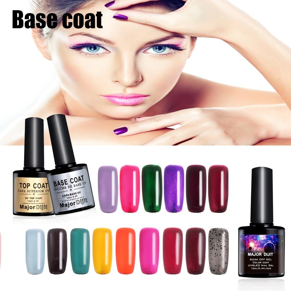 Top quality 12ml base coat nail salon design diy soak off - Base coat nail salon ...
