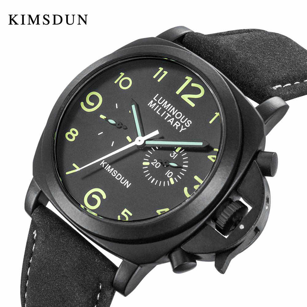 Fashion Luxury Brand Mechanical Watch Men Waterproof Leather Band Automatic Business Watch Male Clock montre homme reloj hombre