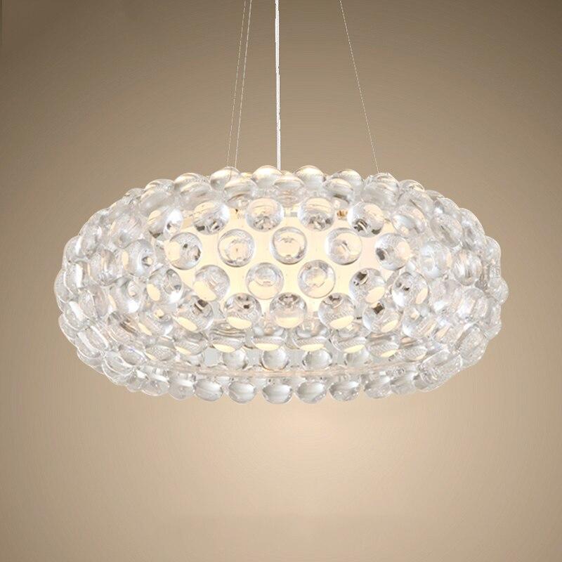 LICAN Modern Pendant Lights for Dining room Pendente Lustres Para Sala 110-240V Restaurant light Fixtures cord pendant lighting