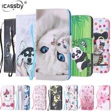Leather Wallet For Samsung Galaxy J7 2017 Case SM J730f Flip Phone For Samsung Galaxy J7 2017 Case J730 2017 j7 Pro Samsung Case чехол для samsung galaxy j7 2017 sm j730fm wallet cover золотистый