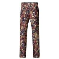 2018 NUOVO Uomo Suit Pants Mens Pantaloni di Marca degli uomini D'affari Pant Etero slim fit Pantaloni Uomo Formale Festa di Nozze Pantaloni 845