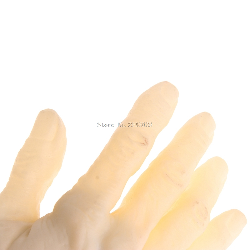 1Pc 20cm Ghastly Trick Surprise Fake Arm Hand Severed Halloween ...