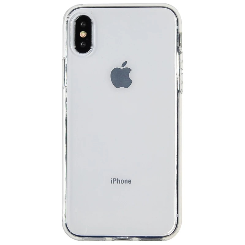 HTB1WilMau6sK1RjSsrbq6xbDXXaZ - LOVECOM Transparent Shockproof Frame Case For iPhone 11 Pro Max XR XS Max 6 6S 7 8 Plus X Full Body Soft TPU Phone Back Cover
