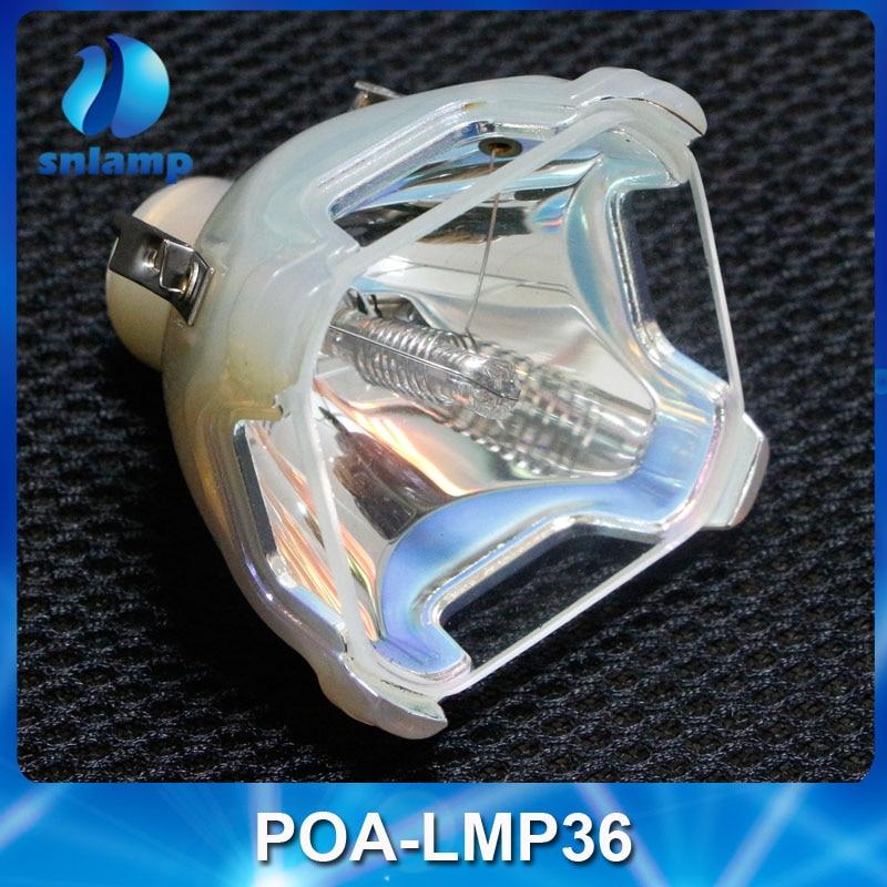 все цены на  Original Projector Lamp Bulb POA-LMP36 for PLC-20/PLC-S20/PLC-SW20/PLC-20A/PLC-S20A/PLC-XW20/PLC-SW20A  онлайн