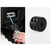 1 Set Car Winch Hook Stopper Kit Cable For ATV UTV Cover Tow Strap Guad Auto Parts