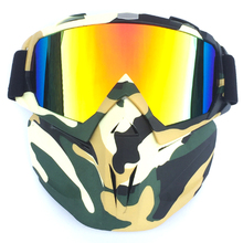 Airsoft Latest Goggles Tactics Eyes Protective Face Mask for Outdoor Motorcycle Paintball Protector Shooting Face Mask