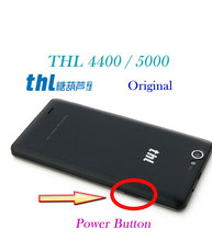 Original Power On/Off Button For THL 4400 THL 5000 Cell phone Free shipping