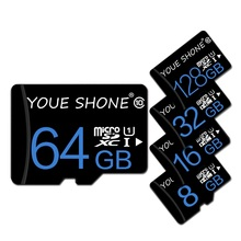youe shone High speed Class10 Memory Card 128GB 64GB 32GB Micro SD Card TF Card