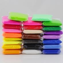 24 Colors Silly Putty Plasticine font b Soft b font font b polymer b font Play