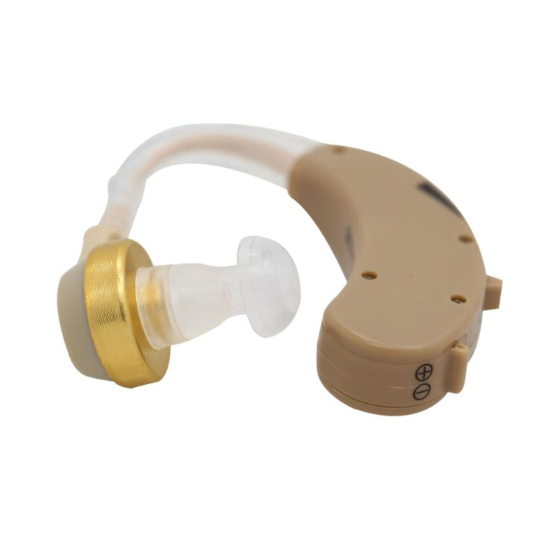 F-138 Volume Adjustable Ear Hearing Aid for the Elderly Sound Voice Amplifier Audifonos for Better Hearing  1